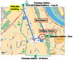 Map to come at LMGP / Phelma Minatec