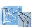 Plan d'accès au Polygone Scientifique
