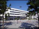 Le bâtiment de Grenoble INP - Phelma, sur Minatec